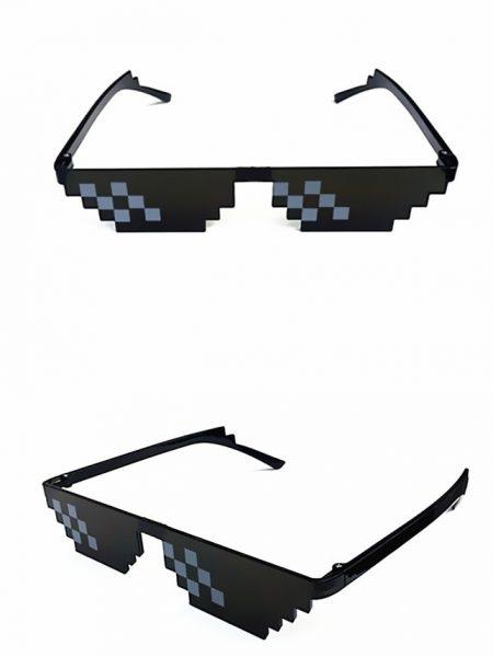 Thug Life Glasses მათთვის ვინ იცის რა არის