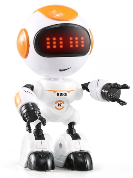 რობოტუნა რომელიც ყველა ბავშვს უნდა ყავდეს