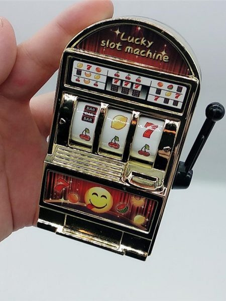 Lucky Jackpot Antistress მხიარული სათამაშო