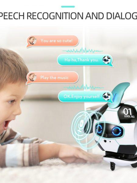 ჭკვიანი რობოტუნა ბავშვებისთვის